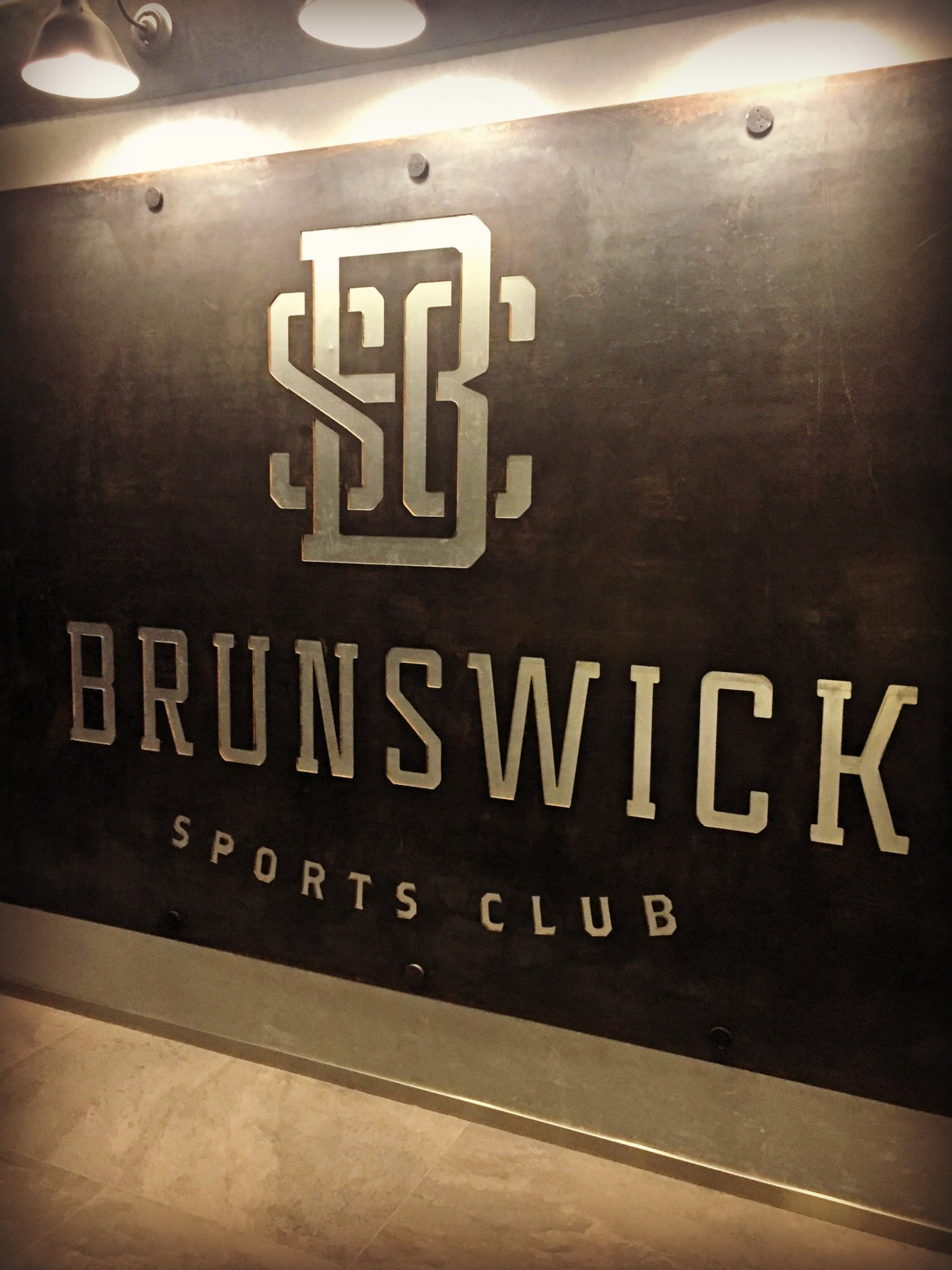 Nice Pub Grub: Brunswick Sports Club.