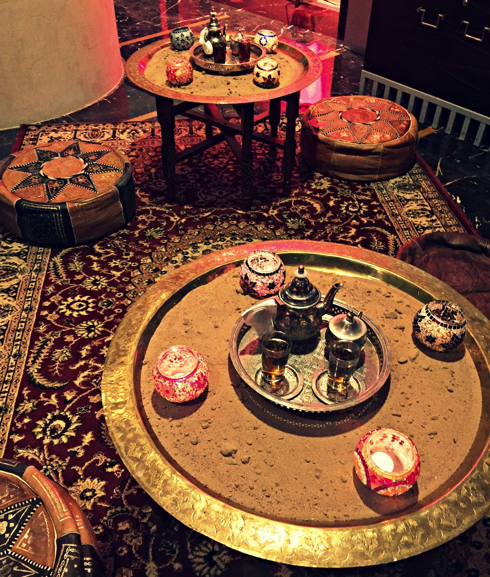 Iftar Preview: Azur @ Raffles Dubai.