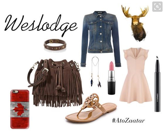 Weslodge Dubai Date Look