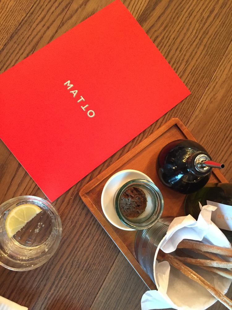 MATTO: Authentic Italian in Business Bay.