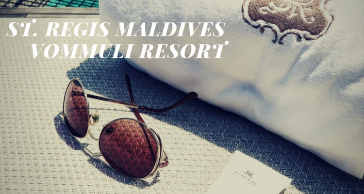 The St. Regis Maldives Vommuli Resort: A sophisticated island getaway.