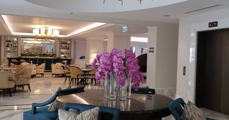 The Langham Sydney: Intimate luxury.