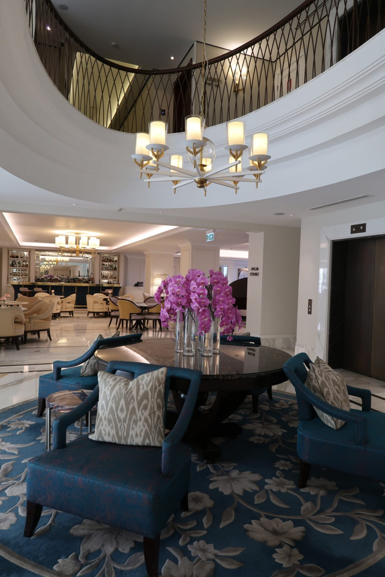 The Langham Sydney: Intimate luxury. — A TO ZA'ATAR