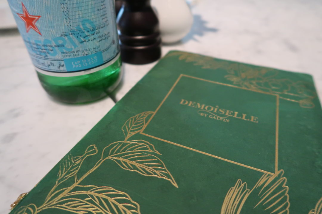 Demoiselle by Galvin: Civilized Citywalk.