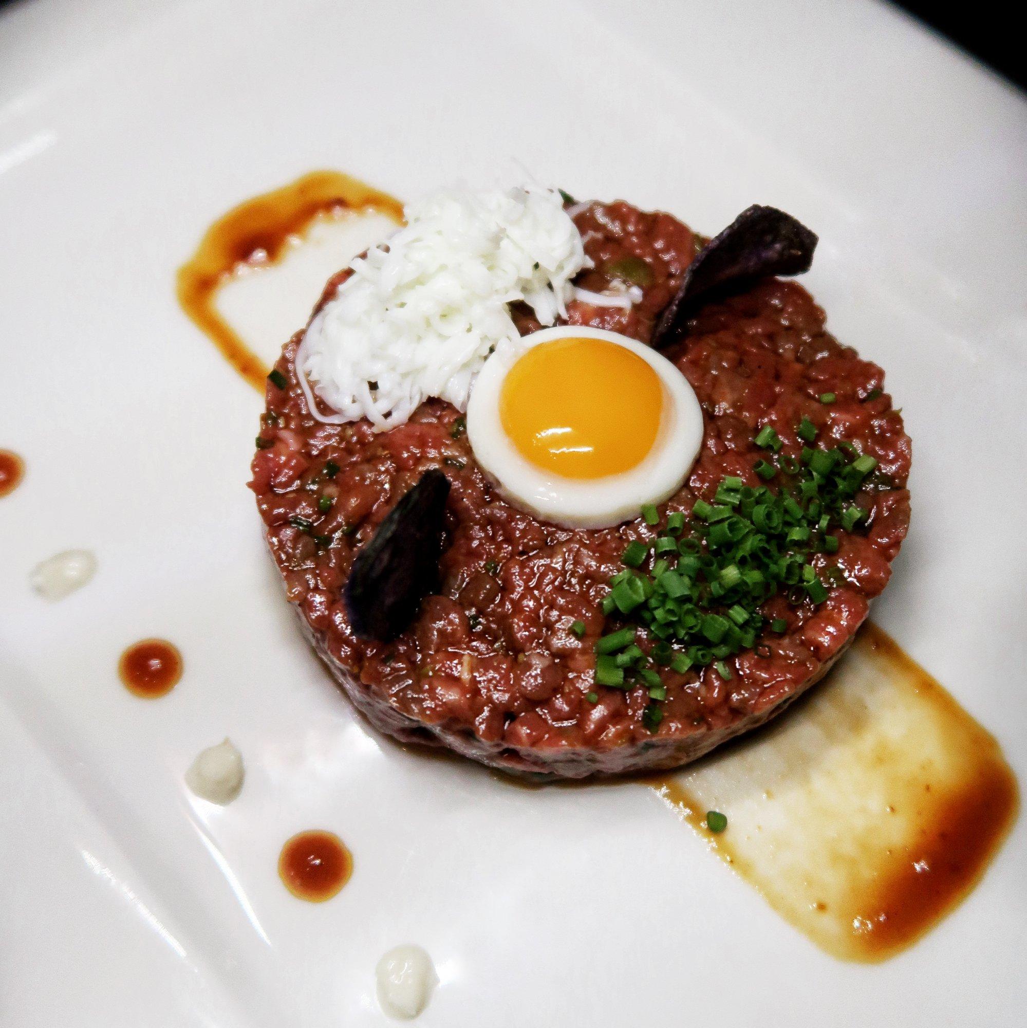 The Grill, Marriott Al Forsan: Protein paradise.