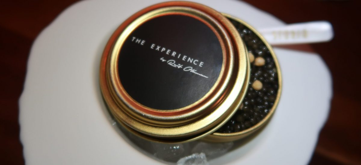 The Experience by Reif Othman: Dubai's original fine dining.