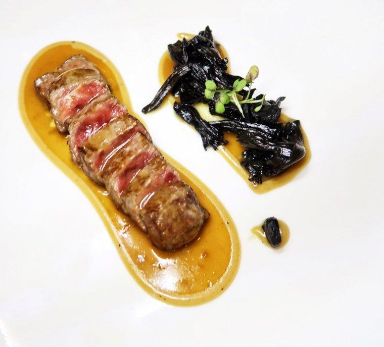 Center Cut with Chef Paco Perez, Ritz Carlton DIFC.