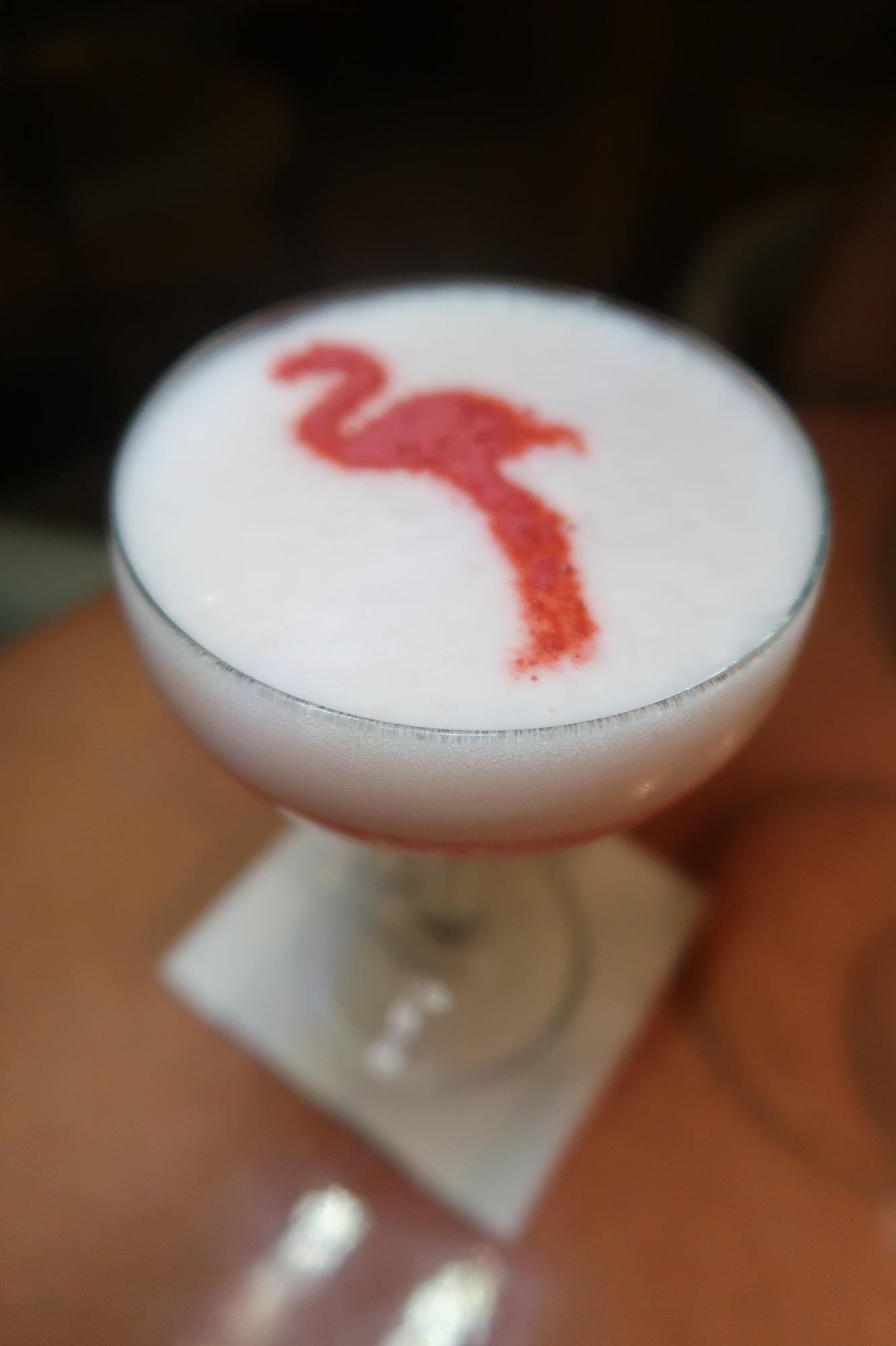 Flamingo Room by Tasha's.