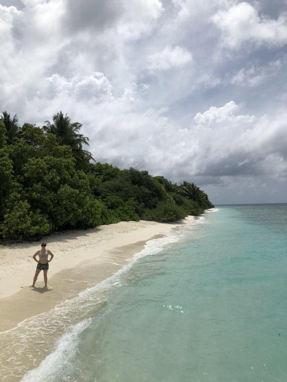 Soneva Fushi: Barefoot in paradise.